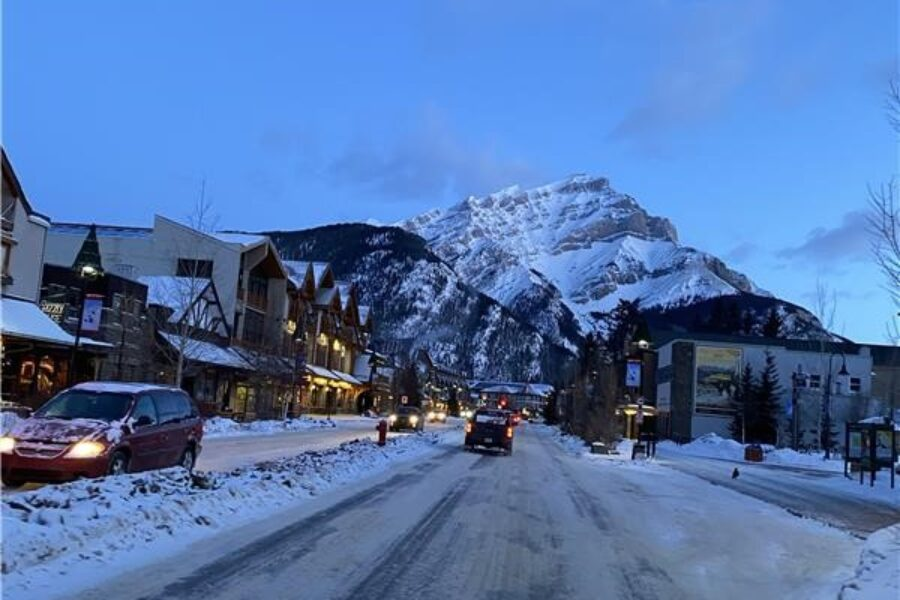Cosmos Forms Attends Alberta Health & Safety Show in Banff
