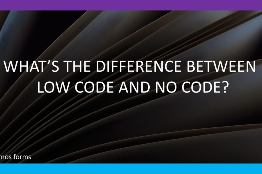 What is the Difference Between Low Code and No Code?